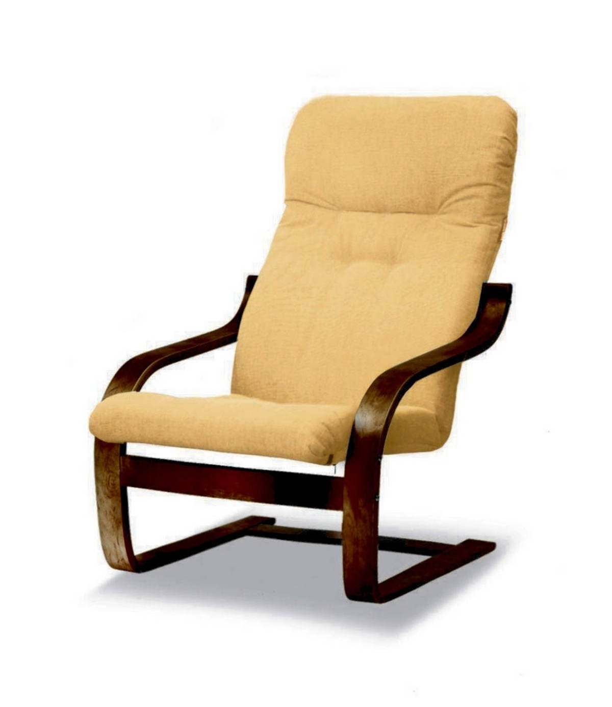 деревянное кресло с подлокотниками схема